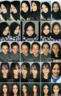 Jasa make up/rias wisuda