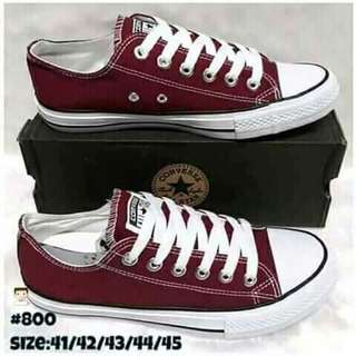 Converse all star Low cut Size 35-45