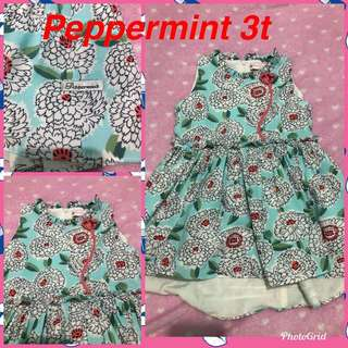 Peppermint floral
