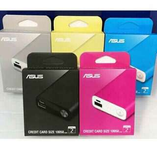 Asus Powerbank 10500 mah.
