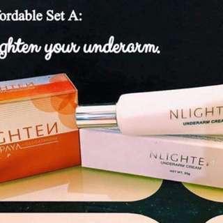 Nlighten Underarm Set