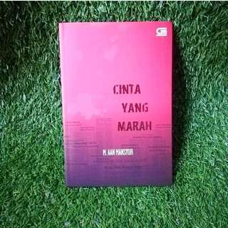 BUKU INDONESIA : CINTA YANG MARAH
