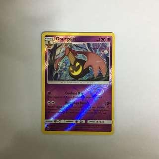 Pokemon Cards SM4 Gourgeist Reverse Rare