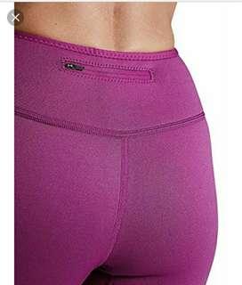 ZAGGORA英國品牌燃脂塑身褲(紫色)