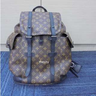 AUTHENTIC LOUIS VUITTON CHRISTOPHER BACKPACK