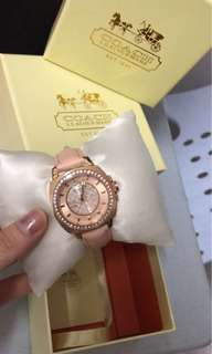 Authentic Coach Women Watch