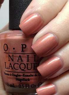 OPI 指甲油 中歐系列NL E77 Hands Off My Kielbasa!