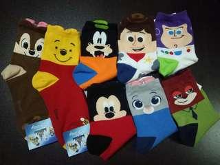 Disney Character B Long Sock (3 for $10)