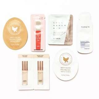 Sample Skin Care