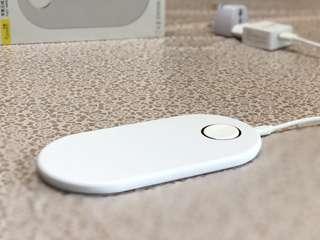 iPhone及Apple Watch快速無線差電板Fast Wireless Charger