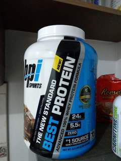 Bpi best protein 5lbs