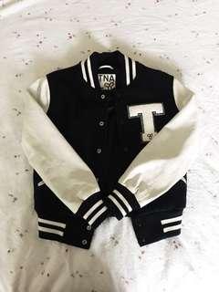 Aritzia/TNA Varsity Jacket