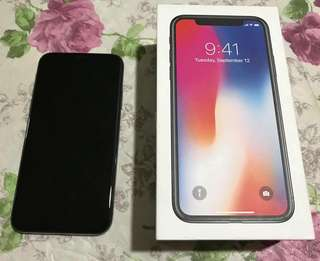 IPhone X for sale!!!