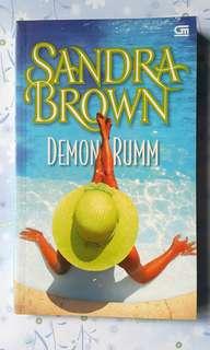 Novel by Sandra Brown - Demon Rumm