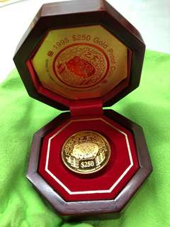 (PAMP Gold 999 - gold bars) + (limited edition Zodiac 999 Gold Coins)