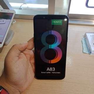 Oppo A83 dijual kredit cepat