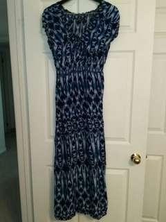 Maxi dress, sizeXL