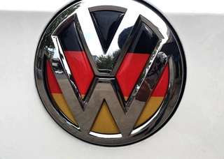 Volkswagen Germany Logo