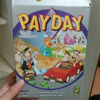 Pay Day Puzzle