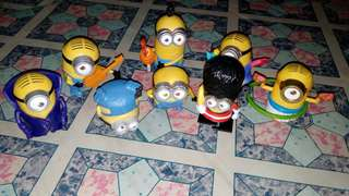MINIONS Licensed Toys