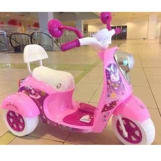 Hello Kitty Motor!! For Meet up!!