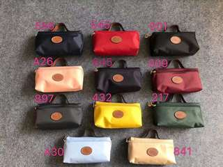 Authentic Longchamp Pouch