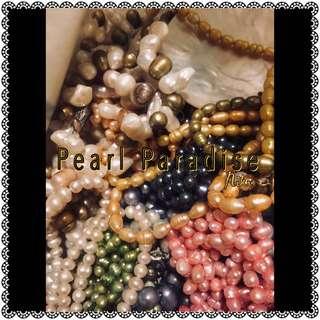 Rice Pearls 4 Sale