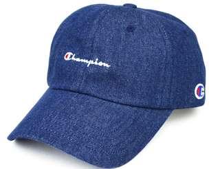 Champion Cap Hat Denim