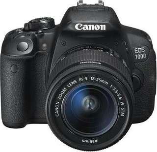 Canon 700d bisa cicilan tanpa cc