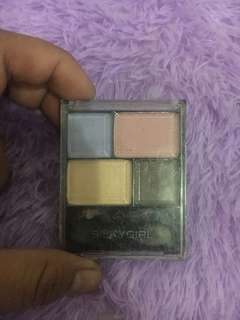 Eyeshadow silky girl