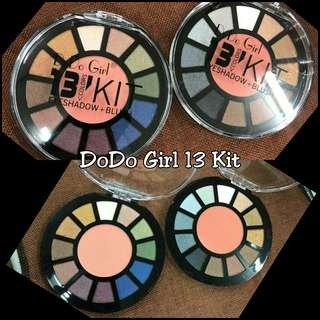 DoDo Girl 13kit