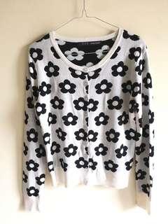 Flower Sweater Zara