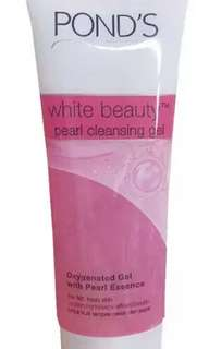 Ponds White Beauty Pearl Cleansing Gel 100gr