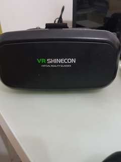 Virtual Reality Shinecon