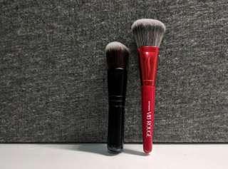 Sephora mini brushes