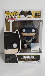 Funko POP DC Dawn Of Justice BvS Batman #84