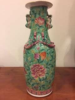 Straits Chinese, Peranakan, Nyonya Vase (VS01)