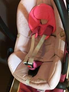 Prelove Maxi Cosi Pebble(pink)