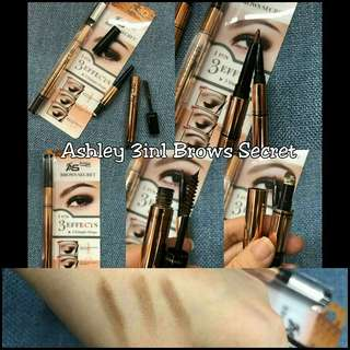 Brows Secret 3in1