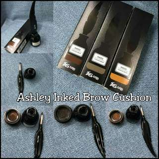 Ashley Inked Brow Cushion
