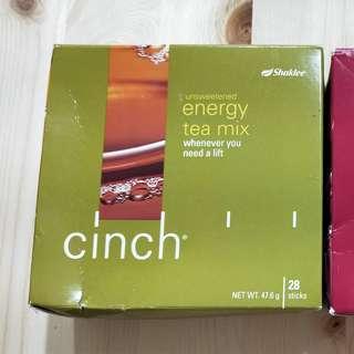 嘉康利 纖奇能量茶 原味 活力茶 喝不完轉售 剩下22包