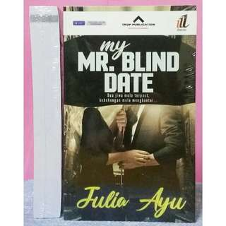 My Mr. Blind Date (Novel Melayu)