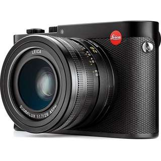 Leica Q (Typ 116) Digital Camera (Black) Bisa Cash Dan Kredit
