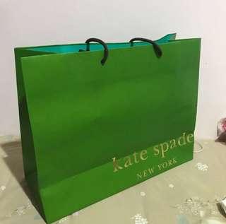 Kate Spade Paperbag Large