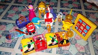 Mc Donalds Jollibee Licensed Toys