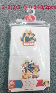 Fireman Sam/ George Pig/ Avengers 背心底衫