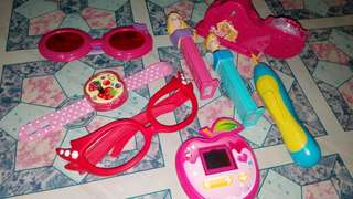 Barbie Licensed Toys & Pez Dispenser