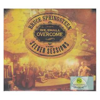 Bruce Springsteen: <We Shall Overcome, The Seeger Sessions> 2006 CD + DVD (Brand New)