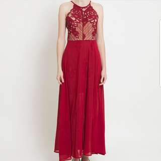 Red Evening/Ball Dress - BRAND NEW