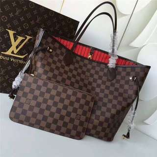 Louis Vuitton never full mm